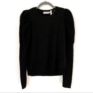 NWT ASOS Puff Sleeve Knit Sweater